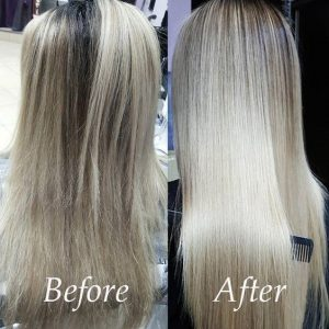 tratament pentru păr deteriorat